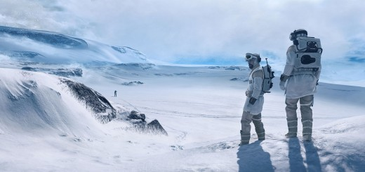 Star Wars Battlefront PlaneteHoth